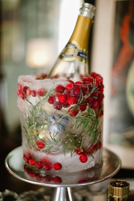 champagnera para san valentin