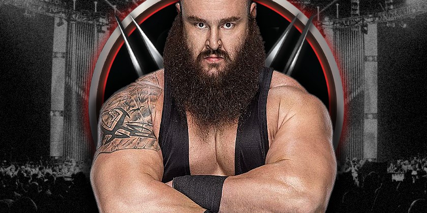 Braun Strowman Tears Up While Taking About His Experience With Bullies