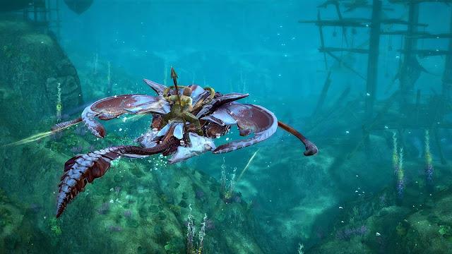 Guild-Wars-2-montura-debajo-del-agua
