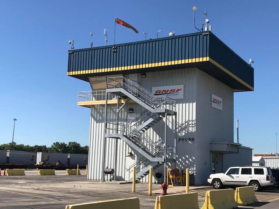 Industrial History: BNSF Willow Springs Intermodal Yard
