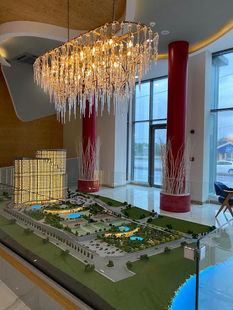 شقق للبيع في تركيا اسطنبول بيوك شكمجة مشروع ديمير لايف