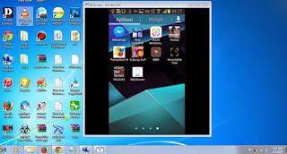 Cara Menampilkan Layar Android di PC