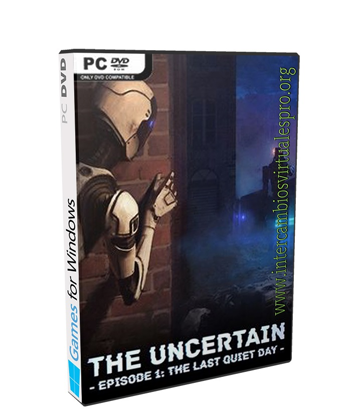 The Uncertain Episode 1 poster box cover