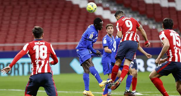ملخص مباراة اتلتيكو مدريد وخيتافي (1-0) اليوم في الدوري الاسباني