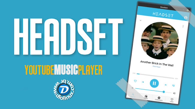HeadSet App Music Player for YouTube