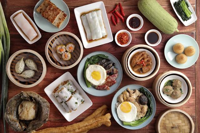 港點新品牌《小三元DIM SUM YUAN》 進駐國際地標台北101美食街
