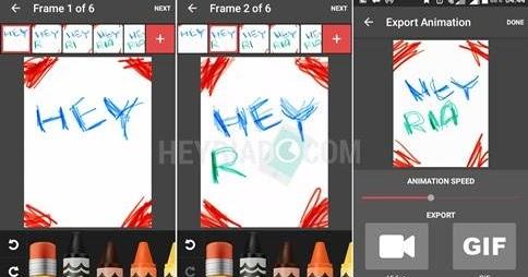 Cara Menciptakan Gambar Bergerak Gif Di Android - android ...