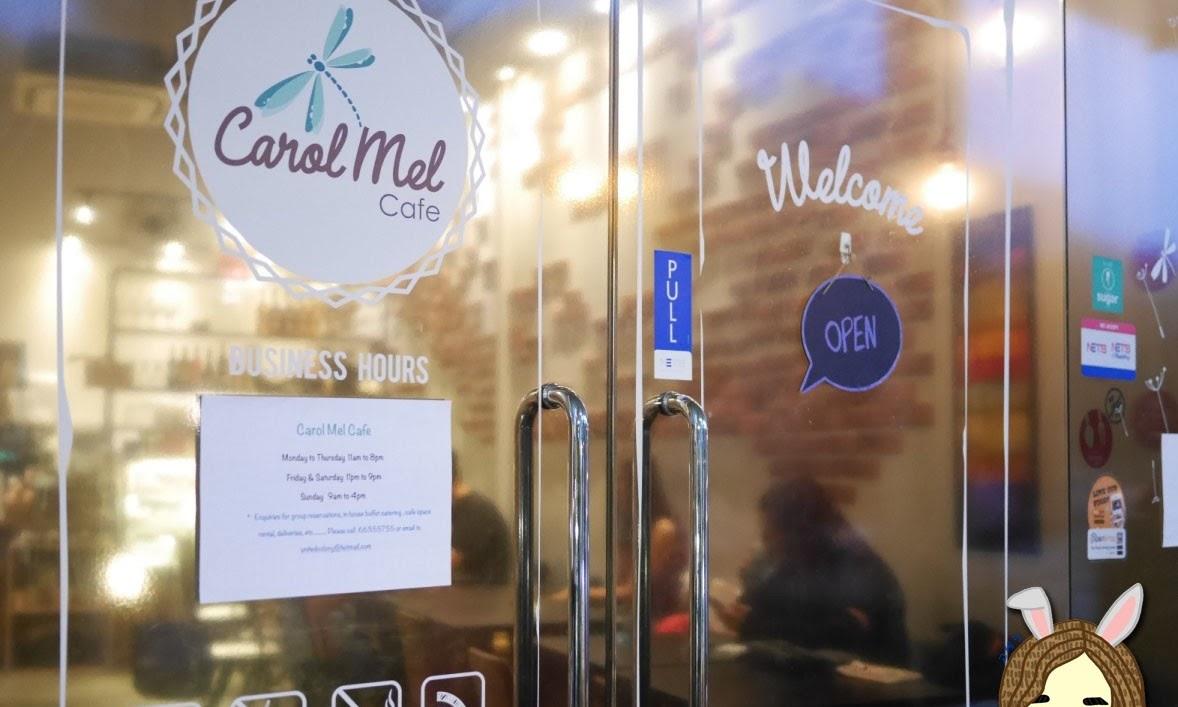 Carol Mel Cafe: Tai Seng's hipster eats