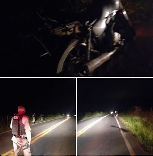 Homem morre, após ser atropelado na BR 104, que liga Nova Floresta a Jaçanã