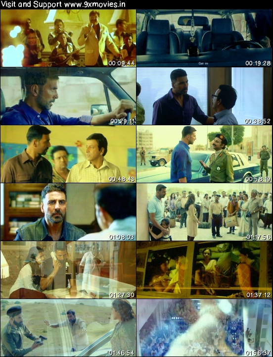 Airlift 2016 Hindi DVDScr x264 700mb