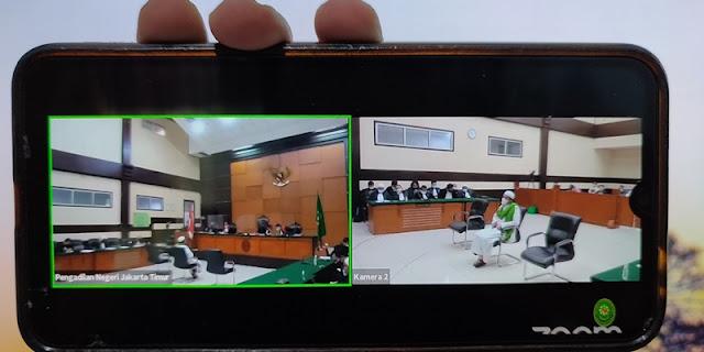 Kasus Swab RS Ummi, Mantu Habib Rizieq Divonis Penjara 1 Tahun