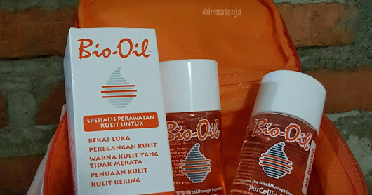 Look Good Feel Great with Bio Oil
