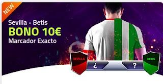 Luckia promo Sevilla vs Betis 14-3-2021