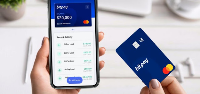 BitPay introduces prepaid MasterCard