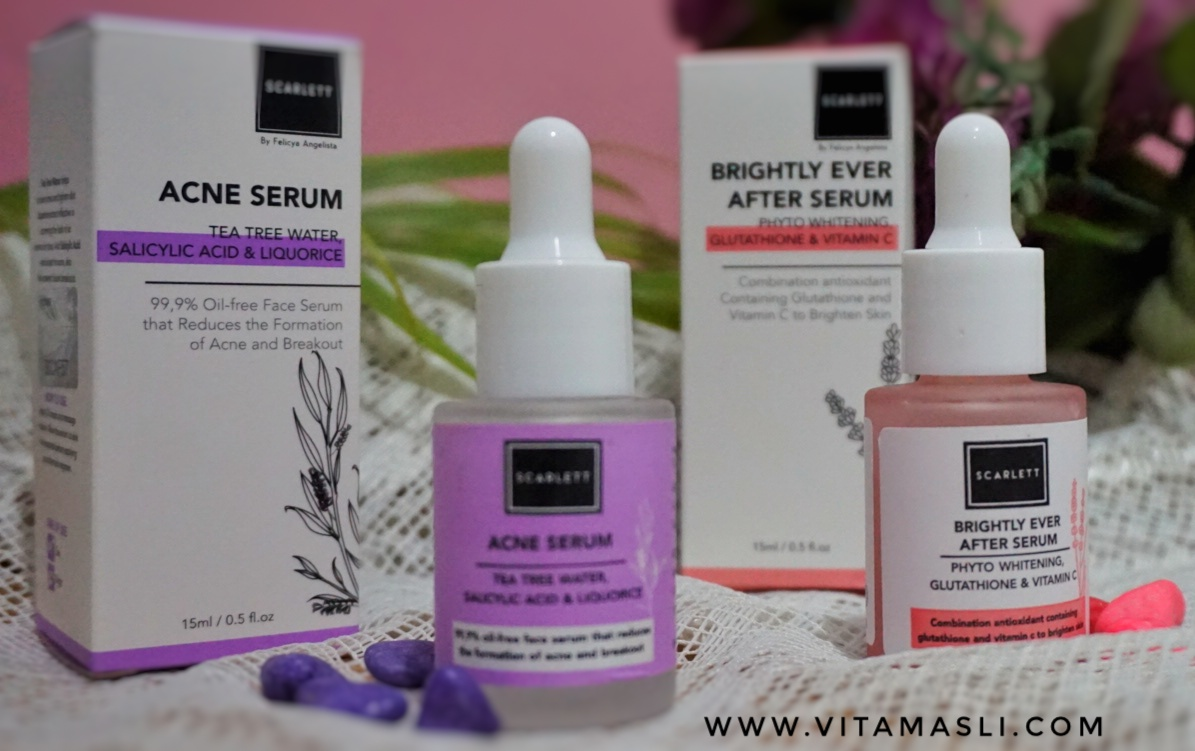 Scarlett Whitening Serum