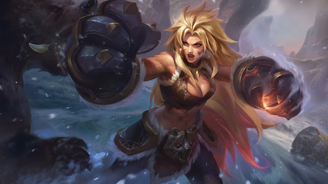 Masha Wild oats Fist Heroes Fighter of Skins ML HD Wallpapers