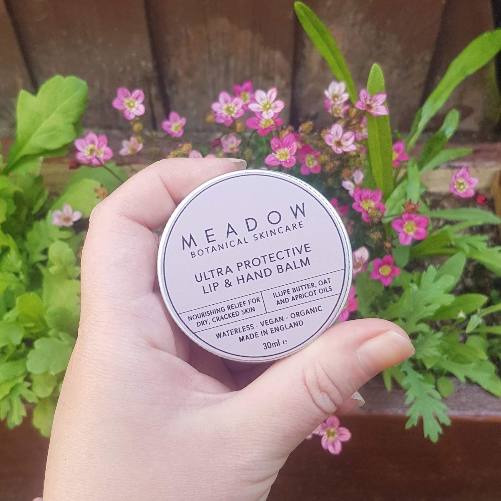 Meadow Skincare Ultra Protective Lip & Hand Balm Review