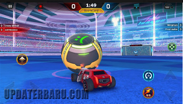 Turbo league Soccer Car Apk