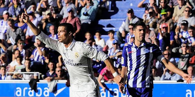 Prediksi Real Madrid vs Alaves Liga Spanyol