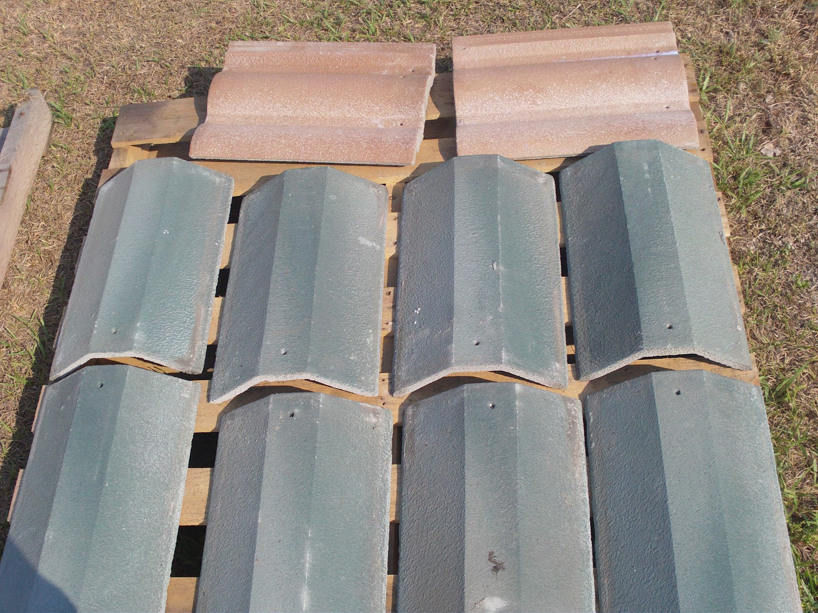 Alberson S Tile Roof Glaze Inc Color Matching