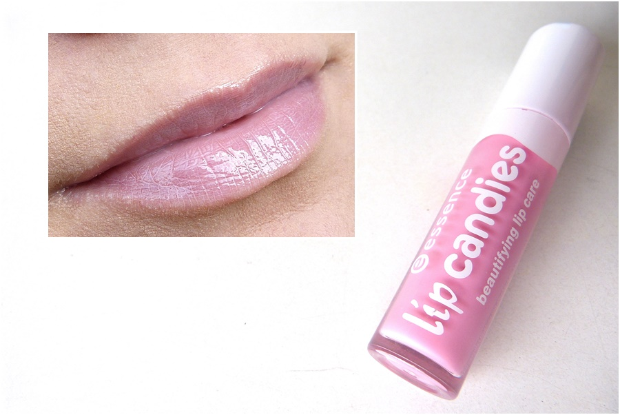 essence lip candie pink lollipop