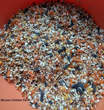 Seeds for flock block recipe