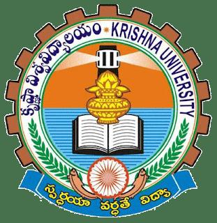 Manabadi Krishna University Degree Exam Time Table 2018, Krishna University Degree Exam Time Table 2018