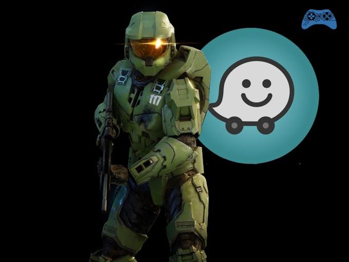 Waze terá tema de Halo Inifite