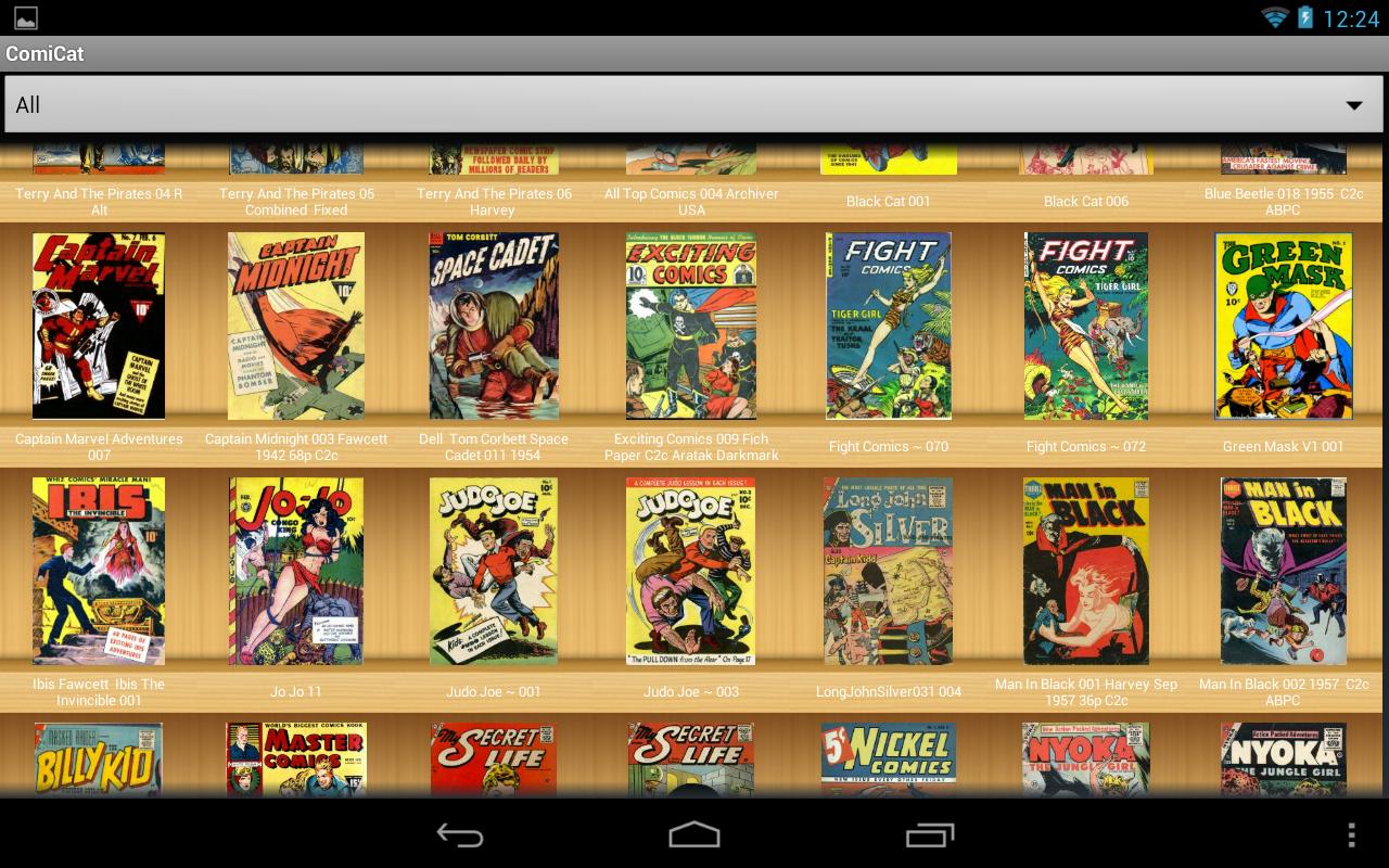 programa para leer comics mac
