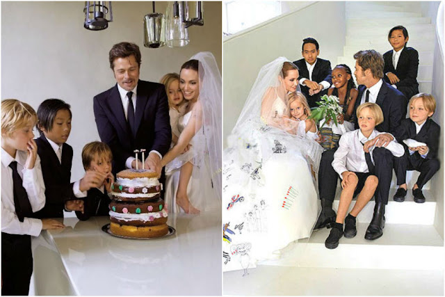 The 10 Cutest Occasions of Brangelina OVER TIME