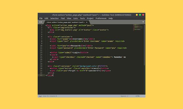 sublime text ubuntu linux