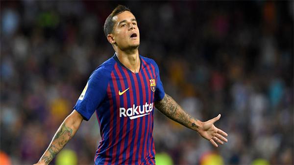 Brace yang Bikin Kepercayaan Diri Philippe Coutinho Balik lagi