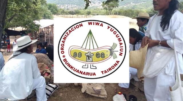 En menos de 20 días líder del pueblo Wiwa sobrevive a tercer atentado