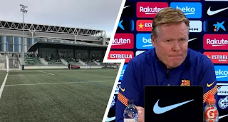 Koeman confirm his displeasure of playing on artificial pitch ahead of Spanish Cup