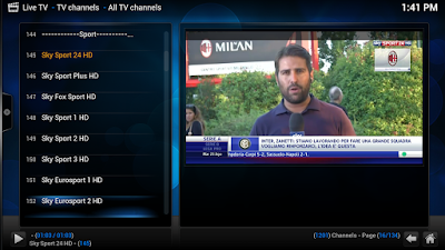 WATCH BEST CHANNELS NETWORK SPORT BY THIS NEW FAST IPTV APK