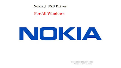 Nokia 3 (MTK) USB Driver for Windows