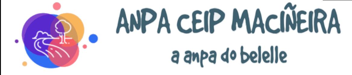 ANPA do CEIP de MACIÑEIRA (Neda)