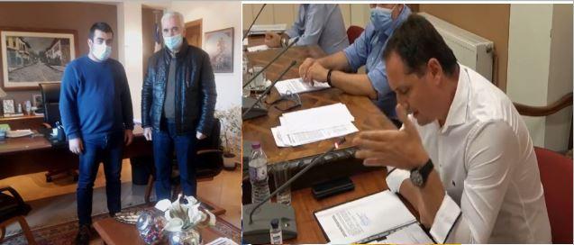 Oρκίστηκε και ανέλαβε τα καθήκοντα του Γενικού Γραμματέα του Δήμου Σουφλίου, ο κ. Χριστοδούλου Χρήστος- Η αντίδραση του δημοτικού συμβούλου της αντιπολίτευσης Απόστολου Δαβή