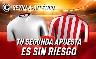 sportium promo liga Sevilla vs Atletico 2 noviembre 2019