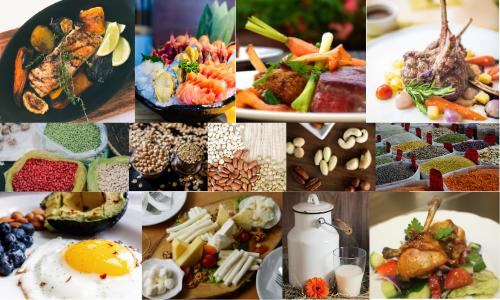 اطعمة مصدر فيتامين