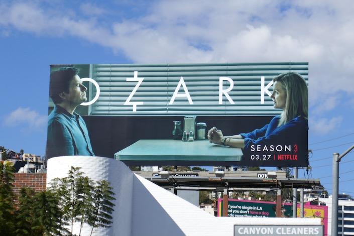 Ozark season 3 billboard
