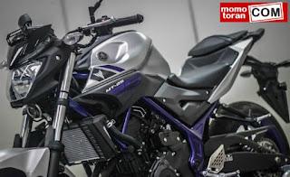 Harga Yamaha MT-25