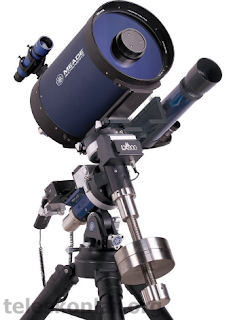 meade lx850-acf teleskopu incelemesi