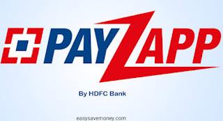 Payzapp 100% Cashback Offer