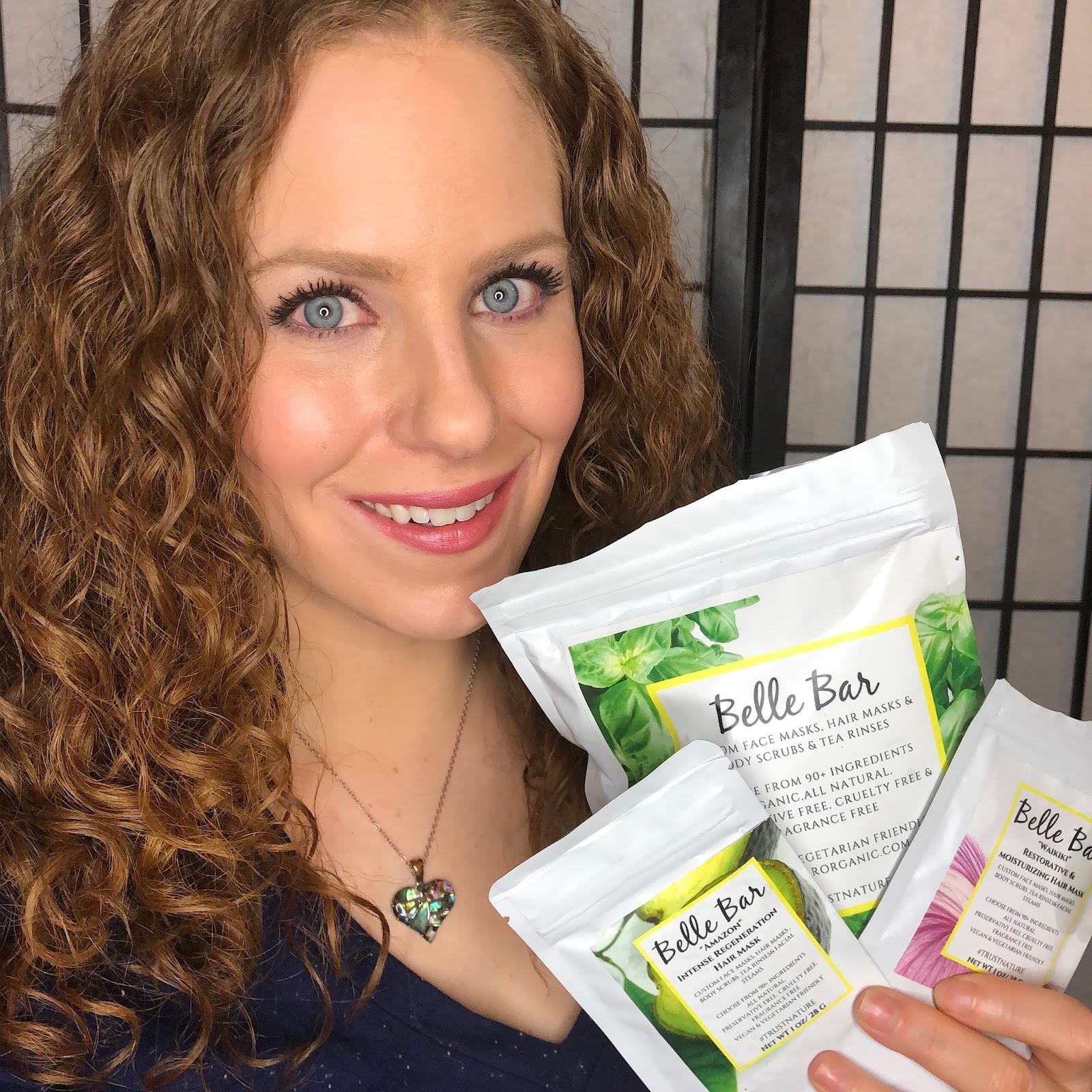 Bellebar Organic All Natural Customized Skin And Hair Care Diane