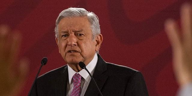 """Solicitud para retirar a AMLO de la presidencia de México """"por mentir e ineptitud"""" supera las 540 mil firmas"""