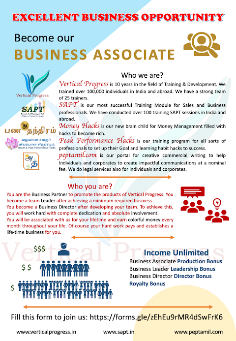 Become our Business Associate