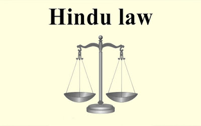 Nature, Scope of Application of Hindu Law