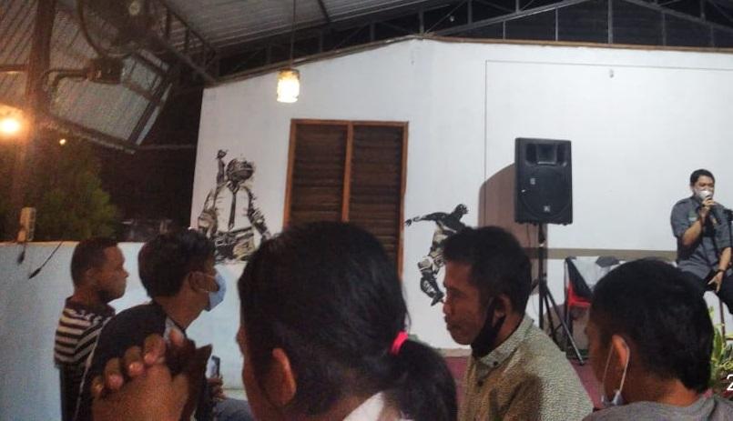 Pererat Silaturahmi dan Sinergitas, Kajari Luwu Utara Undang Awak Media Makan Malam Bersama