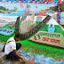 सैंड आर्टिस्ट मधुरेन्द्र की कलाकृति लोगों को कर रही हैं जागरूक